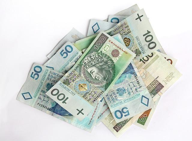 Zarobki w województwie wielkopolskim
