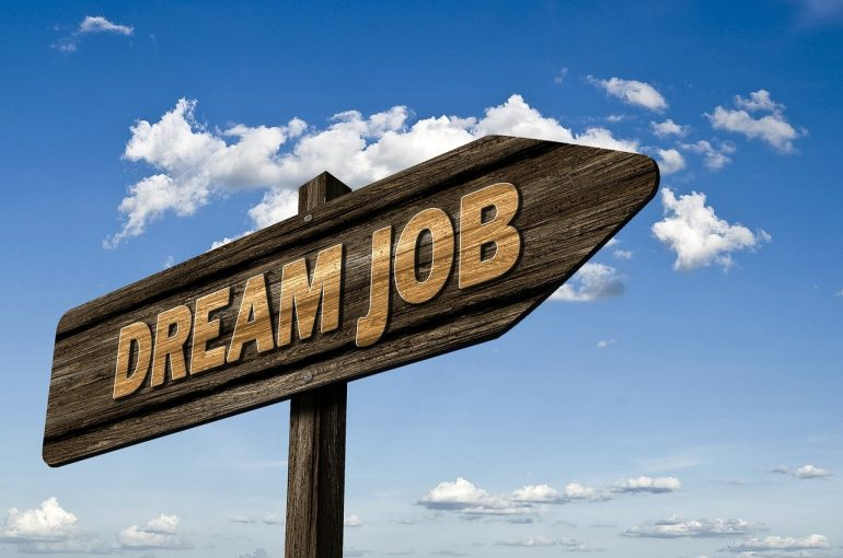 Jak zdobyć pracę marzeń?